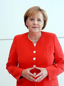 Angela Merkel © wikipedia