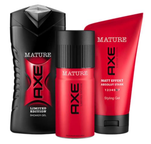 AXE Mature © AXE