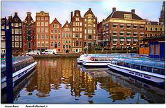 Amsterdam © flickr.com / Moyan_Brenn