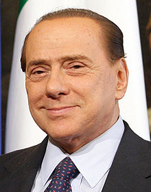 Berlusconi © wikipedia.org