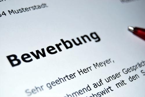 Bewerbung Anton Porsche (superanton.de)  / pixelio.de