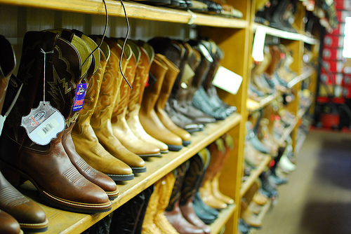 Boots © flickr.com / Nick Smarto