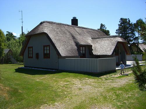 Ferienhaus Dänemark © flickr.com / 5mal5
