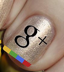 Google Plus Nail © flickr.com / Zhe Daring Librarian