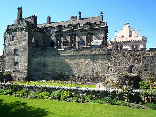 Stirling Castle © flickr.com / timo_w2s