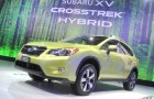 Subaru XV Crosstrek  UnitedPictures/Auto-Reporter.NET
