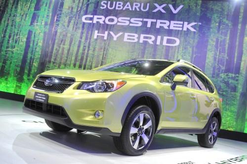 Subaru XV Crosstrek © UnitedPictures/Auto-Reporter.NET