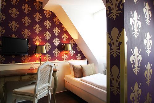 Zimmer © flickr.com / Hotel Domspitzen Köln